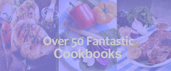 50 cook books